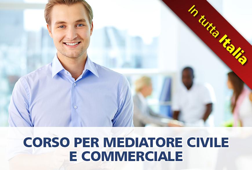 Corso Mediatore Civile e Commerciale