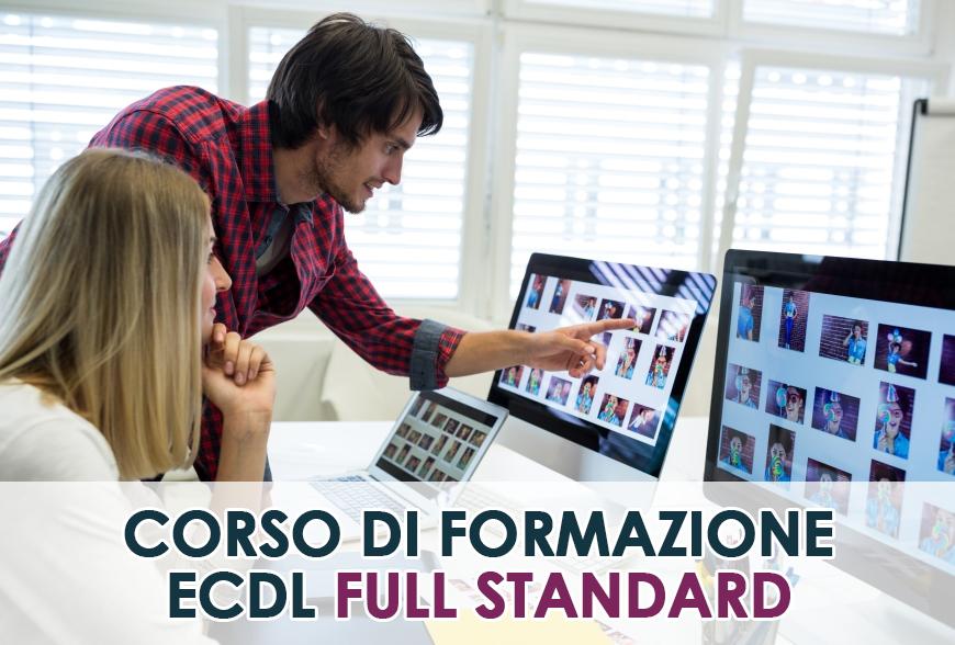 CORSO DI FORMAZIONE ECDL FULL STANDARD