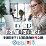 ECDL – CONCORSO INPS 2018