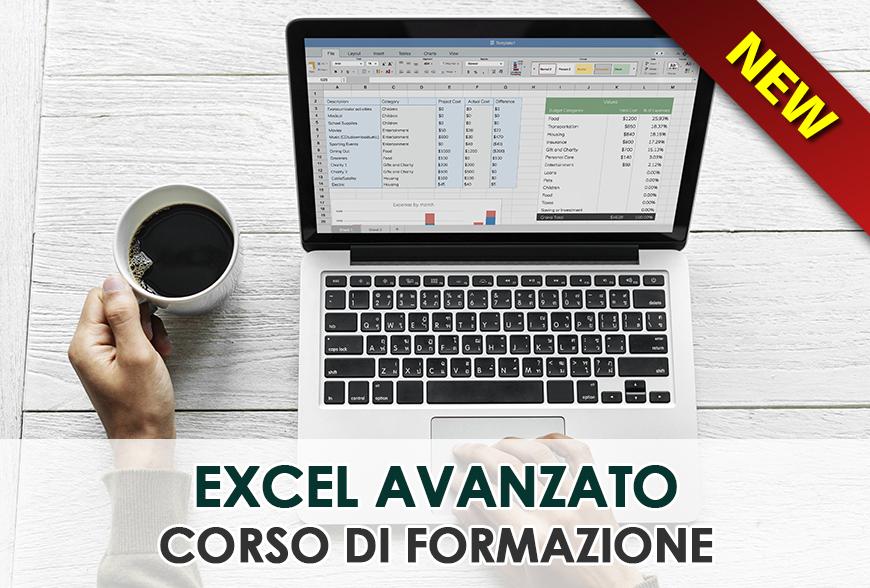 Corso di Informatica Excel avanzato