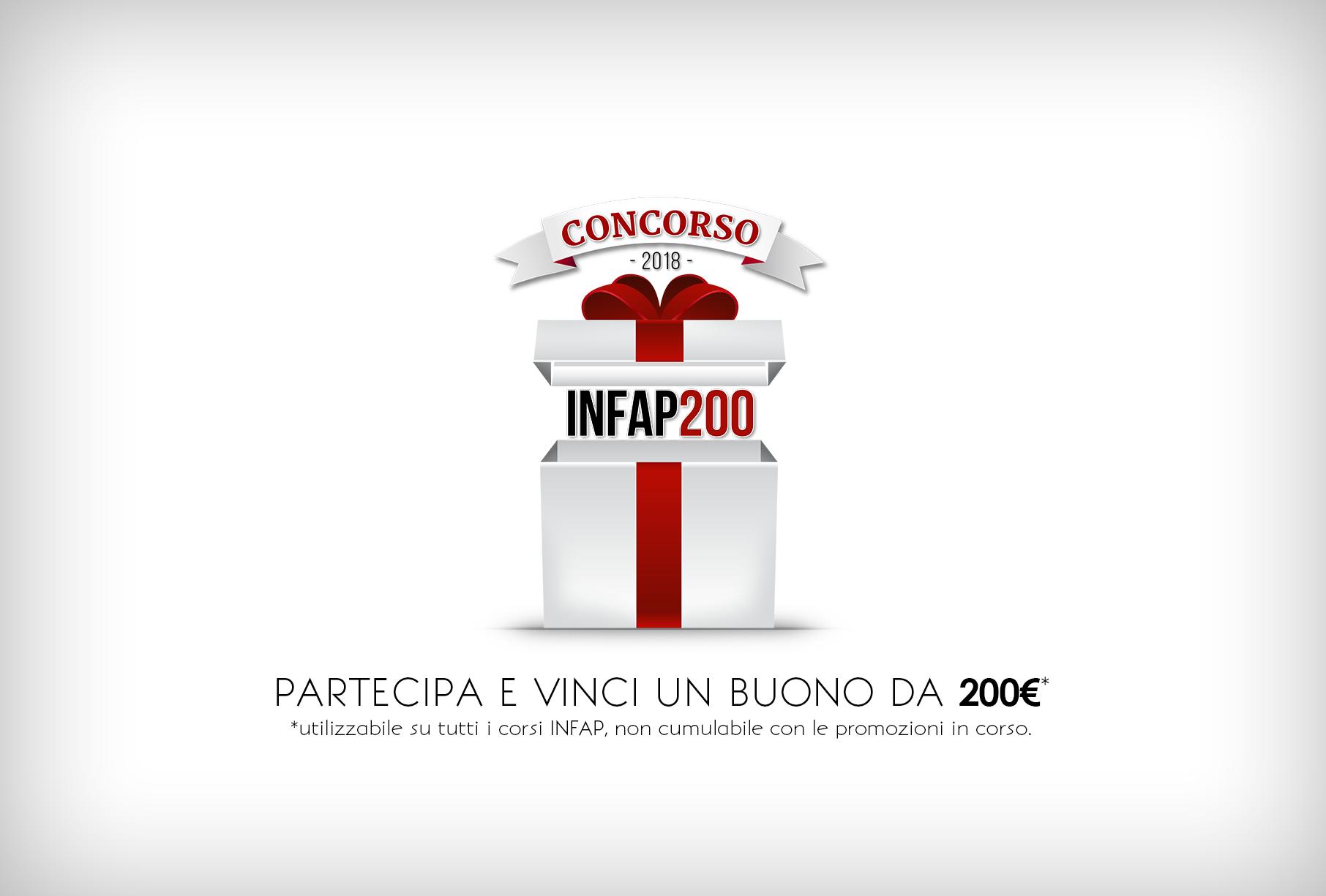 "Concorso ""INFAP200"""